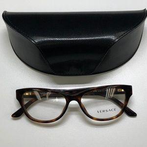 🕶️Versace MOD3204 Women Eyeglasses/621/TIH736🕶️